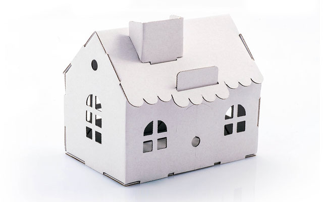 Leolandia House Money Box