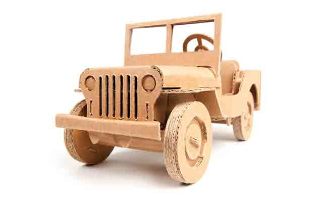Leolandia Off-Road Car