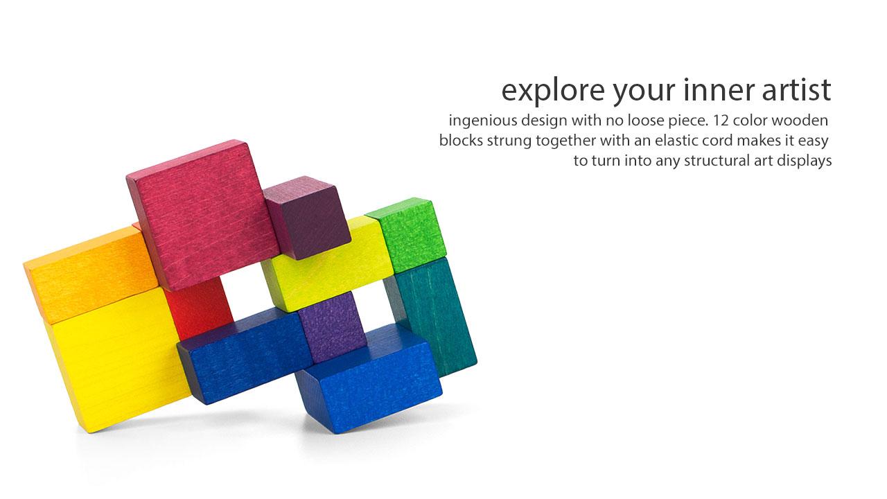 Playableart Cube