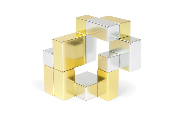 playableART Metal Cube